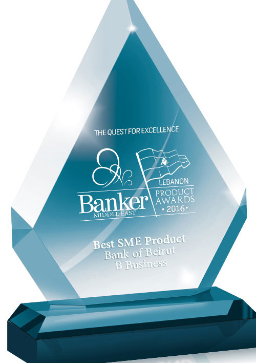 Best SME Product – B Business