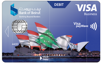 Visa Business Debit Cards