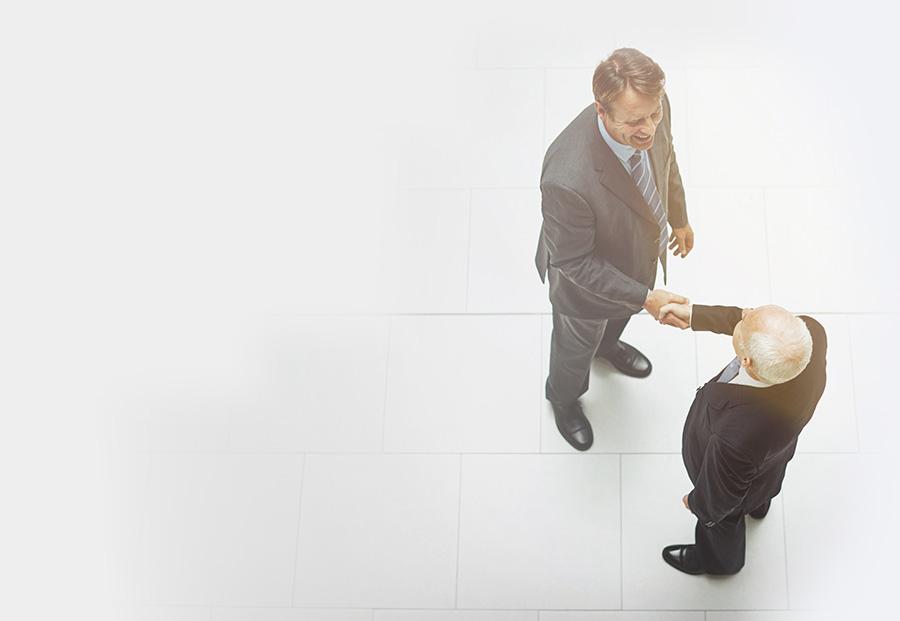 الخدمة المصرفية للمؤسسات التجارية