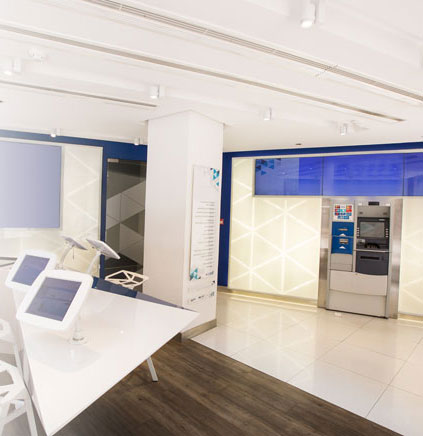 Smart ATMs