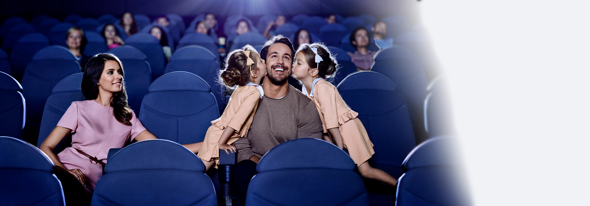 Use Visa and enjoy 50% off your tickets at Grand Cinema