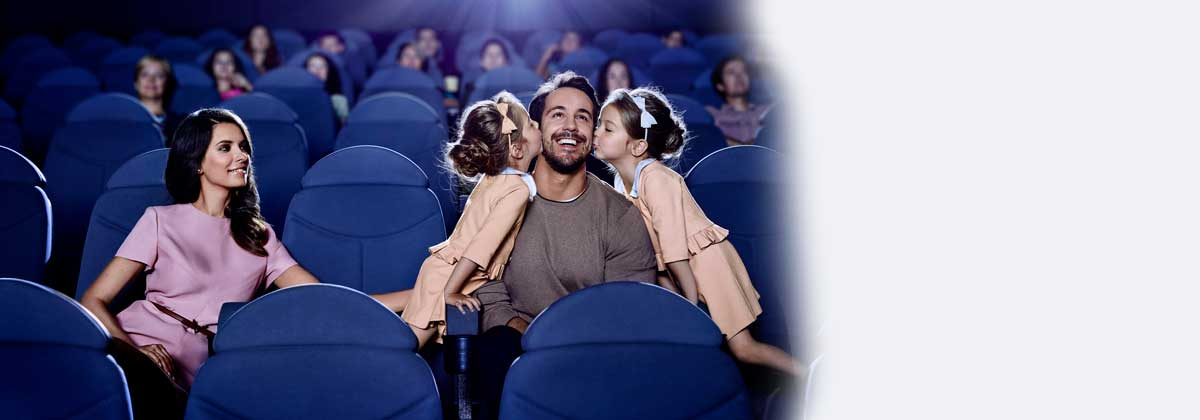 Use Visa and enjoy 50% off your tickets at Grand Cinemas