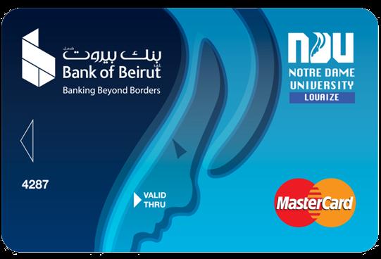 بطاقة NDU Affinity