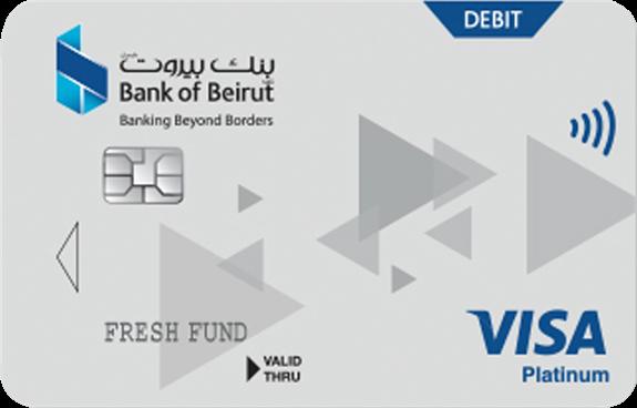 Fresh Fund Card