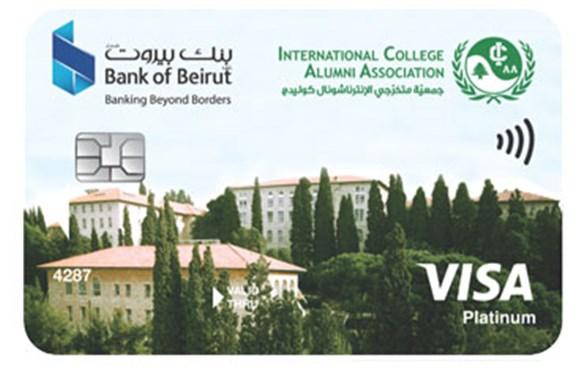 ICAA Affinity - Visa Platinum