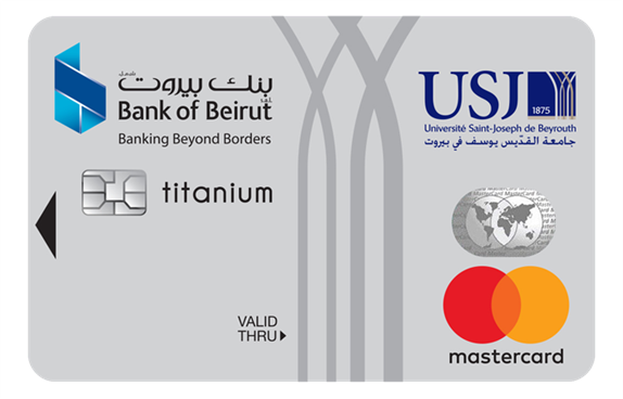 USJ Affinity – MasterCard Titanium