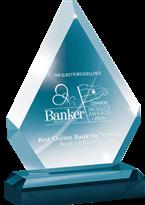 Best Online Banking – 2016
