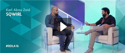 interview with Karl Abou Zeid & Ziad Jureidini CEO & Founder of SQWIRL