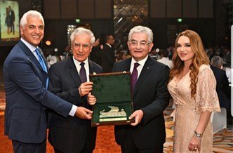 Dubai LAU Alumni Chapter Honors Sfeir