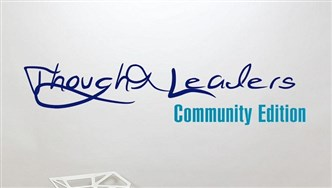 Thought Leaders – The Community Edition