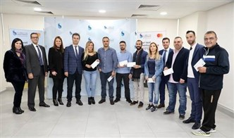 Bank of Beirut Celebrates 10 Winners of its MasterCard Campaign