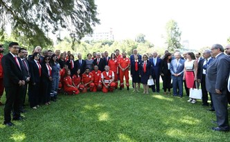 Bank of Beirut Donates 10 Ambulances to the Lebanese Red Cross