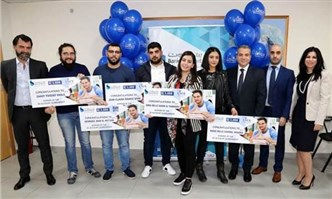 Bank of Beirut Delivers another Batch of Scholarships to University Students