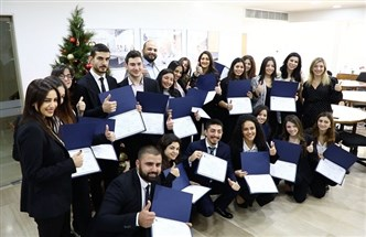 "Bank of Beirut Wraps Up the 17th Edition of its ""U for Youth"" Boot Camp"