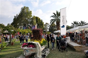 Bank of Beirut Supports Batroun Spring Flower Festival