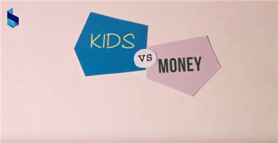 Teach your kids the value and use of money