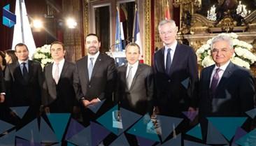 Dr. Sfeir at Lebanese Diaspora Energy France