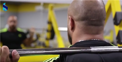 Powerlifting Champion from Bank of Beirut to the World