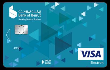 بطاقة Oman Visa Electron