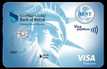 AUST Affinity - Visa Platinum