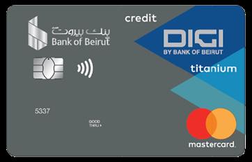 DIGI – MasterCard Titanium