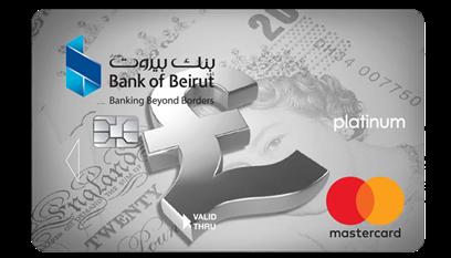 GBP – MasterCard Platinum